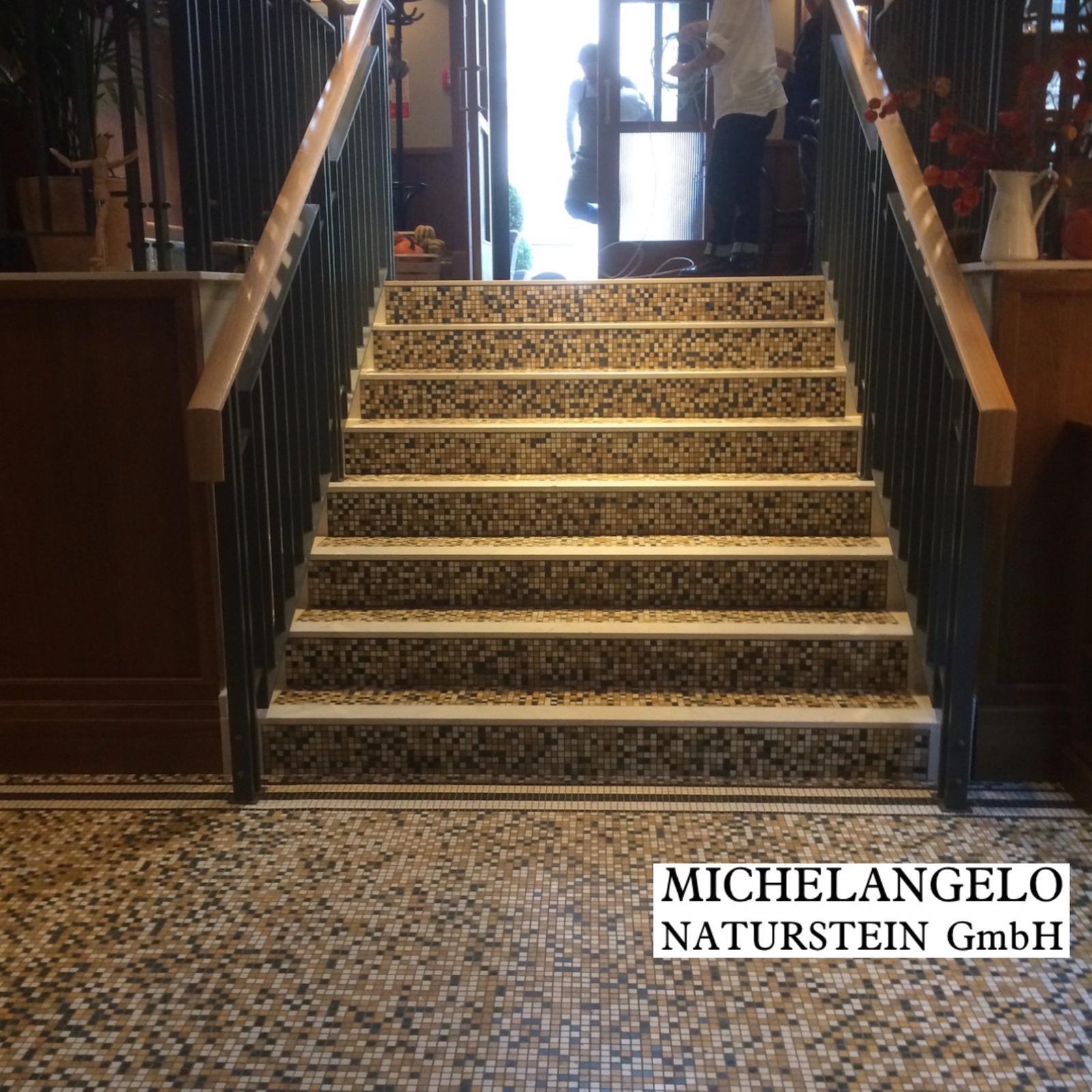 Bodenbeläge mit Michelangelo Naturstein